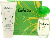 Gres Parfums Cabotine Geschenken 30ml EDT + 50ml Body Lotion