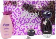 Katy Perry Purr Geschenkset 50ml EDP + 120ml Body Lotion + Vaste Parfum