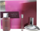 Calvin Klein Euphoria Geschenkset 50ml EDP + 100ml Body Lotion