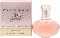 Kylie Minogue Pink Sparkle Eau de Toilette 50ml Vaporiseren