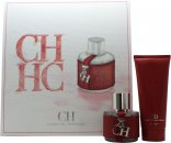 Carolina Herrera Carolina CH Geschenkset 50ml EDT + 100ml Body Lotion