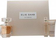 Elie Saab Le Parfum Geschenkset 90ml EDT + 30ml Body Lotion + 10ml EDT