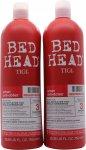 Tigi Duo Verpakking Bed Head Urban Antidotes Resurrection 750ml Shampoo + 750ml Crèmespoeling