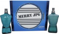 Jean Paul Gaultier Le Male Merry JPG Geschenkset 125ml EDT + 125ml Aftershave Lotion