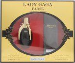 Lady Gaga Fame Geschenkset 30ml EDP Spray + 200ml Body Lotion