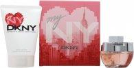 DKNY My NY Geschenkset 30ml EDP Spray + 100ml Body Lotion
