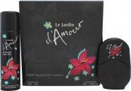 Eden Classics Le Jardin d'Amour Geschenkset 50ml EDP + 150ml Lichaam Spray
