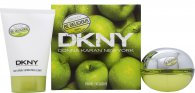 DKNY Be Delicious So Sweet Geschenkset 50ml EDP + 100ml Body Lotion