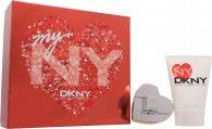 DKNY My NY Geschenkset 50ml EDP Spray + 100ml Body Lotion
