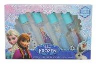 Disney Frozen Geschenkset Eau de Toilette 4 x 8ml Roller
