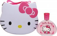 Hello Kitty Gift Set 100ml EDT + Metale Lunchbox