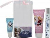 Disney Frozen Geschenkset 9ml Rollerball + 25ml Bubbelbad + Lipgloss