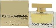 Dolce & Gabbana The One Eau de Parfum 75ml Vaporiseren