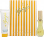 Giorgio Beverly Hills Giorgio Yellow Geschenkset 30ml EDT + 50ml Body Lotion