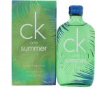 Calvin Klein CK One Summer 2016 Eau de Toilette 100ml Spray