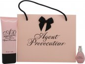 Agent Provocateur Geschenkset 5ml EDP Spray + Bubble Luscious Bathing Bubbelbad 50ml