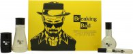 Breaking Bad Geschenkset 75ml EDT + 150ml Body Wash + 2 x 14g Badbomb + 15ml EDT