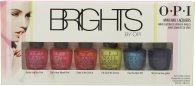 OPI Brights Geschenkset 6 x 3.75ml Nagellak