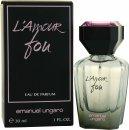 Ungaro L'Amour Fou Eau de Parfum 30ml Spray
