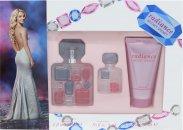 Britney Spears Radiance Geschenken 30ml EDP + 50ml Douchegel + 5ml Miniature