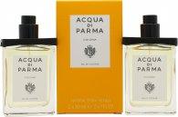 Acqua di Parma Colonia Geschenkset 180ml EDC + Metalen Flacon