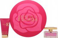 Escada Especially Geschenkset 50ml EDP Spray + 50ml Body Lotion