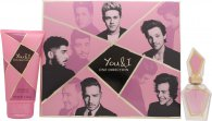 One Direction You & I Geschenkset 30ml EDP + 150ml Douchegel