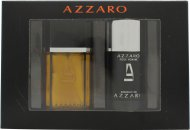 Azzaro Pour Homme Geschenkset 50ml EDT + 75ml Deodorant Stick