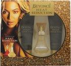 Beyonce Heat Seduction Geschenkset 30ml EDT + 75ml Body Lotion + 75ml Douchegel