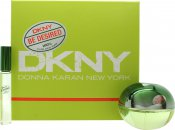 DKNY Be Desired Geschenkset 50ml EDP + 10ml EDP Rollerball