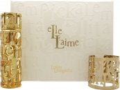 Lolita Lempicka Elle L'aime Geschenkset 80ml EDP + Gouden Armband