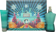 Jean Paul Gaultier Le Male Geschenkset 125ml EDT + 75ml Douchegel (Kerstuitvoering)