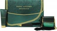 Marc Jacobs Decadence Geschenkset 50ml EDP + 75ml Douchegel