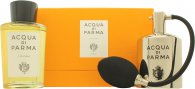 Acqua di Parma Colonia Geschenkset 180ml EDC + Metalen Flacon