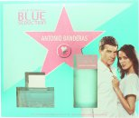 Antonio Banderas Blue Seduction for Women Geschenkset 50ml EDT + 100ml Bodylotion