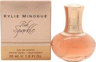 Kylie Minogue Pink Sparkle Eau de Toilette 30ml Vaporiseren