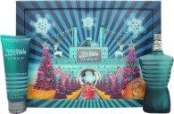 Jean Paul Gaultier Le Male Geschenkset 75ml EDT + 75ml Douchegel (Kerstuitvoering)