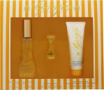 Giorgio Beverly Hills Giorgio Yellow Gift Set 50ml EDT + 3.5ml EDT + 50ml Body Lotion