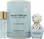 Marc Jacobs Daisy Dream Geschenkset 50ml EDT Daisy Dream + 10ml EDT Sweet Dream + 10ml EDT Daydream
